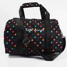 WENDY SAC BOWLING POIS - sac de sport / sac 48 heures - Maroquinerie Diot Sellier - Voir en grand