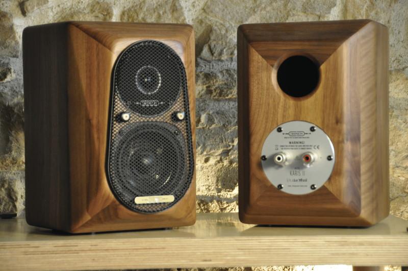enceintes acoustique diapason karis symphonie. Black Bedroom Furniture Sets. Home Design Ideas