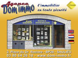 Dom'immo - Immobilier - UCA de SAULIEU - Voir en grand