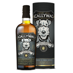 SCALLYWAG 46° BLENDED MALT - SPEYSIDE - WHISKIES AND SPIRITS - Voir en grand