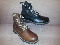 Boots fourrés  homme BLACKSTONE IM12 - BLACKSTONE - ELITE - Voir en grand