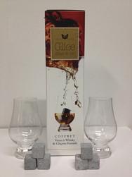 coffret glice Whiskies & Spirits - Voir en grand