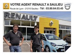 Saulieu Automobile Renault - Automobile - UCA de SAULIEU - Voir en grand