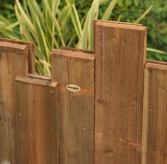 Panneau palissade bois nymphéa®  tarif et prix  BABOIS ~ Panneau Bois Brut