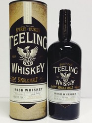 Teeling single malt whiskies & Spirits - Voir en grand
