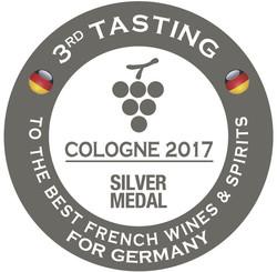Médaille  Argent_Cologne 2017 (1).jpg - Voir en grand