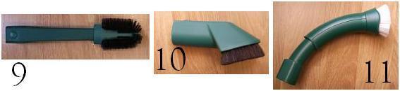 vorwerk optima brosse aspirateur et accessoires pour vorwerk optima mena isere service. Black Bedroom Furniture Sets. Home Design Ideas