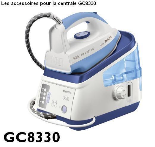 Accessoires centrale vapeur gc8330 philips mena isere service pi ces d tach es et - Centrale vapeur sans reglage philips ...