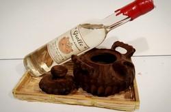 préparation artisanale pour Grolle - Alcools de Montagne - AUX GOUTS DU TERROIR - Voir en grand