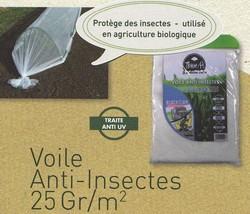 voile anti insecte thimya descriptif catalogue tunnel - Voir en grand