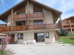 Location Appartement 10 personnes dans Chalet Alpe d'huez - Description des locations d'appartements - Chalet Eau Vive - Voir en grand