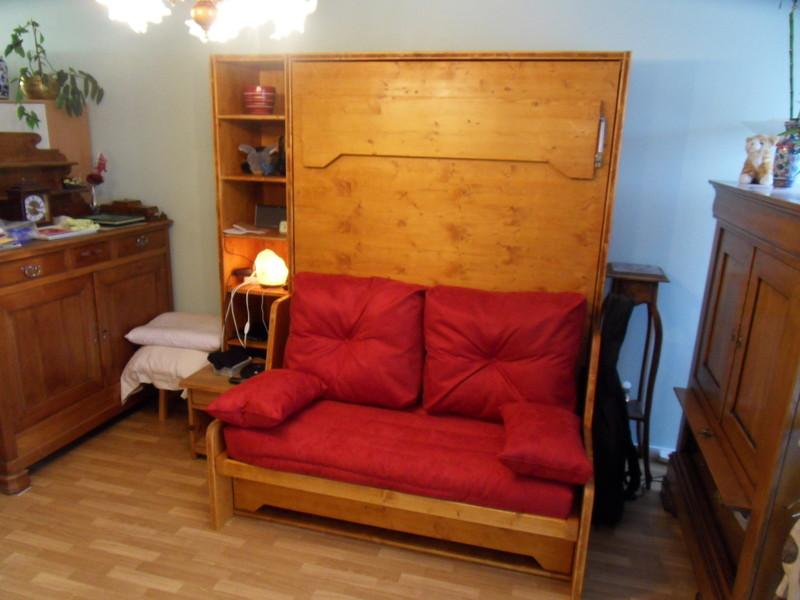 lit relevable avec banquette 9 vercors literie. Black Bedroom Furniture Sets. Home Design Ideas