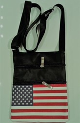 Sacoche USA  - SACS / SACOCHES / TOTE BAGS - DECO US COUNTRY - Voir en grand