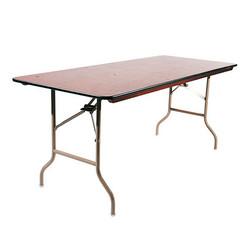 location table rectangulaire 183x76 - Voir en grand