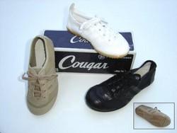 "Chaussure Cougar Beige "" IN STEP"" - Danse Twirl : Chaussures Twirling/Chaussons Twirli - DANSE TWIRL - Twirling bâton - Voir en grand"