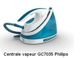 Accessoires centrale vapeur gc7035 20 philips mena isere - Choisir sa centrale vapeur ...