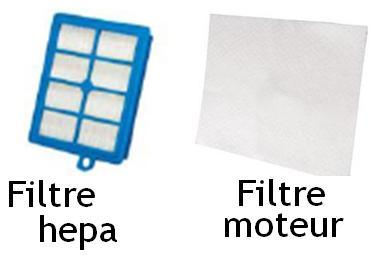 Filtre aspirateur electrolux ultraone z8820