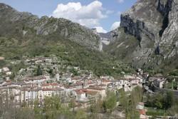 Notre Village - TOURISME EN VERCORS - HOTEL DU ROYANS - Voir en grand