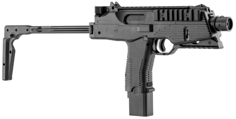 pistolet mp9 blowback gamo air comprim plombs 16. Black Bedroom Furniture Sets. Home Design Ideas