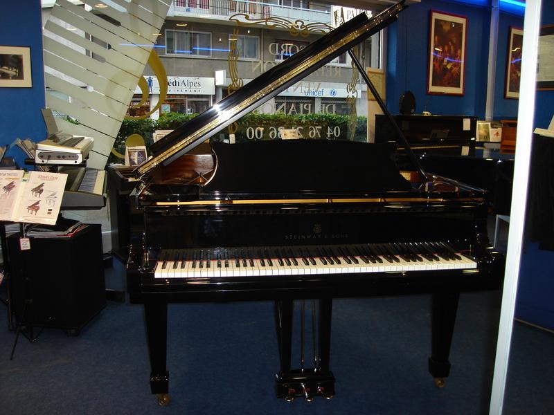 vente piano queue occasion steinway art piano patrick bleriot. Black Bedroom Furniture Sets. Home Design Ideas
