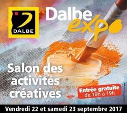 DALBE EXPO - ANIMATIONS CREATIVES ET ARTISTIQUES - Dalbe - Majuscule - Voir en grand