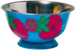Bol émail peint à la main - La Fiancée du Mékong accessoirs et déco  - Lingerie Billon - Voir en grand