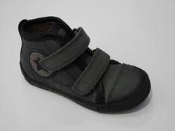 Chaussure garçon montante velcro Bisgaard : Dunil - Chaussures garçons montantes - BAMBINOS - Voir en grand