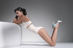 Culotte gainante : coloris naturel - Voir en grand