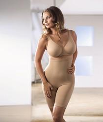 Gaine culotte galbante avec jambes  - Lingerie gainante  - Lingerie Billon - Voir en grand