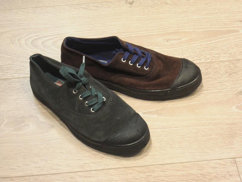 chaussures bensimon en cuir. Black Bedroom Furniture Sets. Home Design Ideas