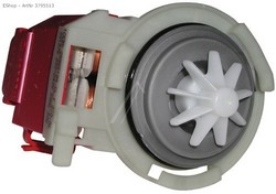 2. Pompe de vidange EBS2556-5107 Lave-vaisselle Siemens , Bosch.jpg - Voir en grand