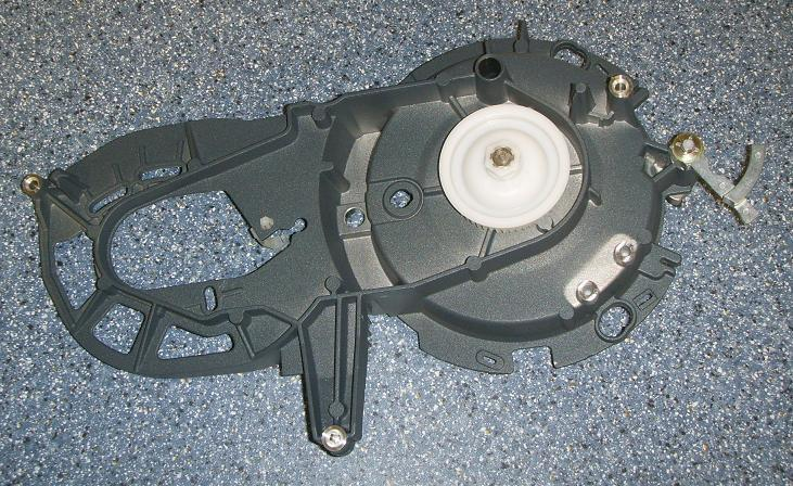 Chassis de remplacement du robot thermomix vorwerk tm21 mena isere service - Vorwerk thermomix pieces detachees ...