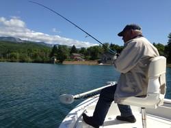 pêche du brochet   - Voir en grand