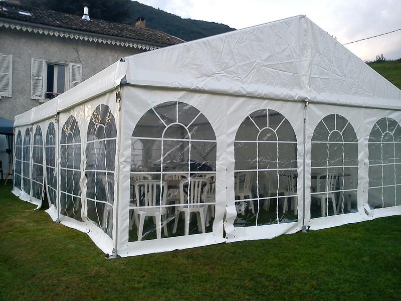 location chapiteaux mariage structure alu 6x9 - Achat Chapiteau Mariage