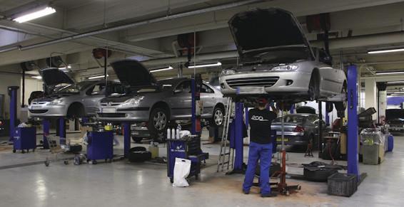 Garage automobile concessionnaire achat langres for Plv garage automobile