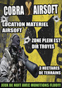cobra airsoft paintball attitude chaumont coordonn es et plan d 39 acc s achat chaumont. Black Bedroom Furniture Sets. Home Design Ideas