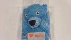 Teddy bear scarf laine Katia poilu - Voir en grand