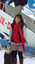 DEC 2010 AEROPORT CHATEAUROUX DEPART POUR LE SE - Voir en grand