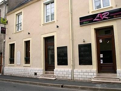 hotel restaurant les trois rois issoudun logis de l 39 indre. Black Bedroom Furniture Sets. Home Design Ideas
