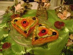 Les desserts - Le Traiteur - Le Porcelet traiteur - Voir en grand