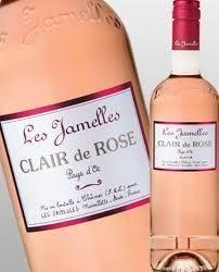 """Clair de Rose 2016 """"Les Jamelles"""" - BOUTEILLES (Rosés) - CELLIER SAINT ALAIN - Voir en grand"""
