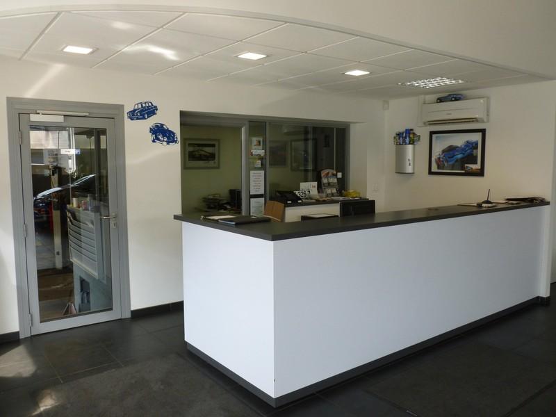 LONGWY  GARAGE KREMPF MARTINI  Accueil Qualité Commerce Services
