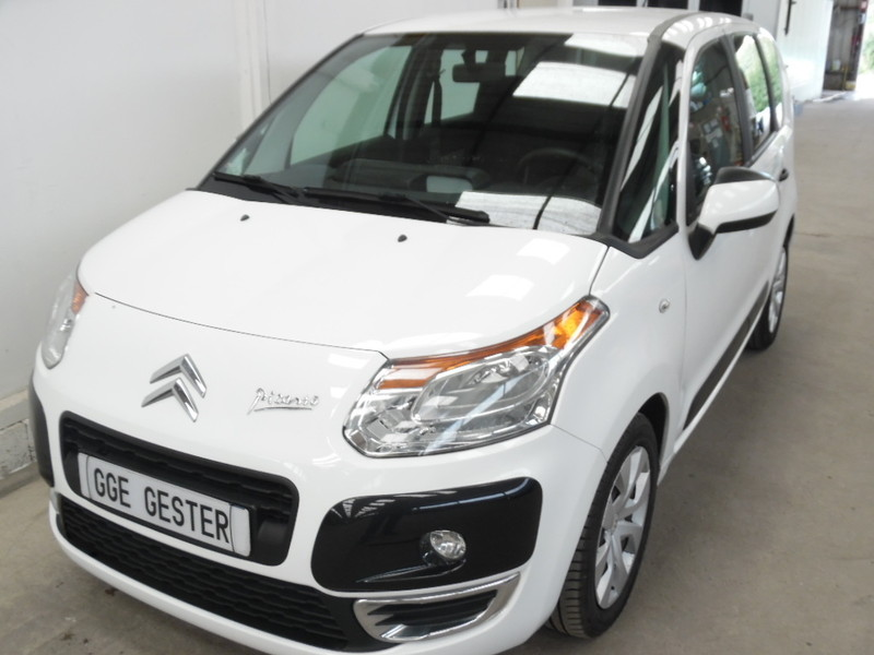 citroen c3 picasso ste 1 6 hdi 92 clim 2 places 75171 kms garage gester vente de voitures d. Black Bedroom Furniture Sets. Home Design Ideas