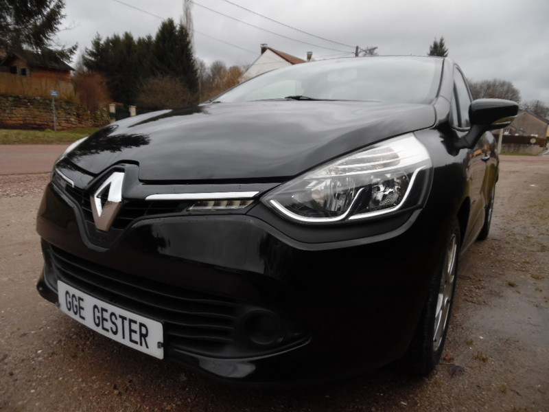 Renault clio iv tce 90 eco2 energy expression gps noir for Garage seat vosges