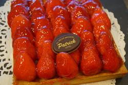 tartes aux fraises - Voir en grand