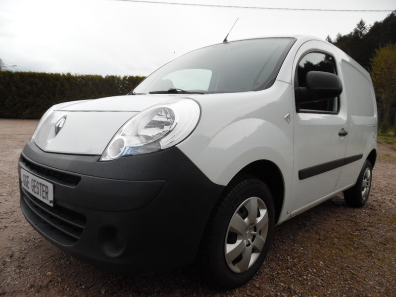 renault kangoo ii ste 1 5 dci 90 extra 2 places 59500 kms. Black Bedroom Furniture Sets. Home Design Ideas