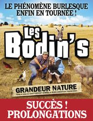 Les Bodin's, grandeur nature ! Nouvelle date - Spectacles et Concerts ! - TCHIZZ pour CARS FERRY - Voir en grand