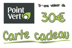 Carte cadeau 30 ¤ - MAFRA Point Vert dans les Vosges - Voir en grand
