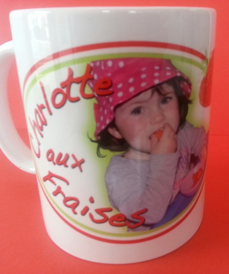 mug tasse personnalis avec photo ou texte time 39 s cadeaux personnalises. Black Bedroom Furniture Sets. Home Design Ideas