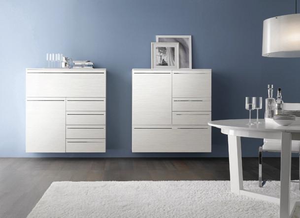Enfilades laque et ou bois meubles braye for Meubles nouveau concept